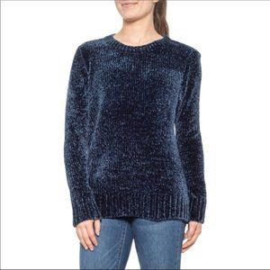 Orvis Chenille Relaxed Crewneck Sweater, M